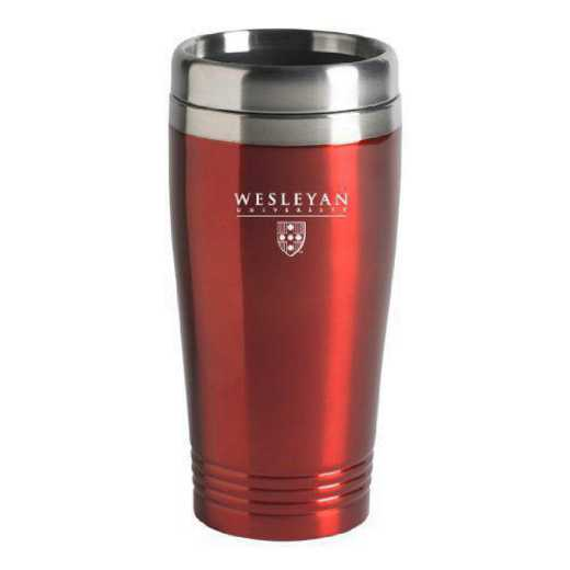 150-RED-WESLYN-L1-SMA: LXG 150 TUMB RED, Wesleyan University